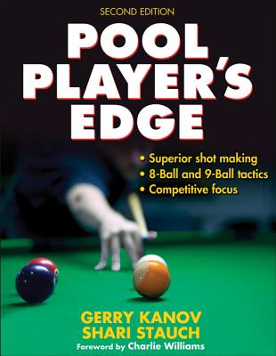 Pool Player's Edge By Kanov, Gerry/ Stauch, Shari/ Shank, Dale (PHT)
