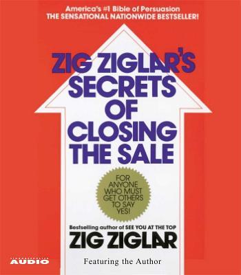 [CD] Zig Ziglar's Secrets of Closing the Sale By Ziglar, Zig